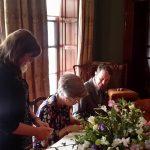 Preston Manor wedding.