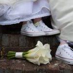 Wiston House wedding whites.
