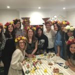 Flower crown fun!
