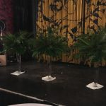 1930's deco themed wedding at Proud Cabaret