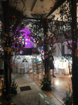 Fabulous Fabrica wedding.